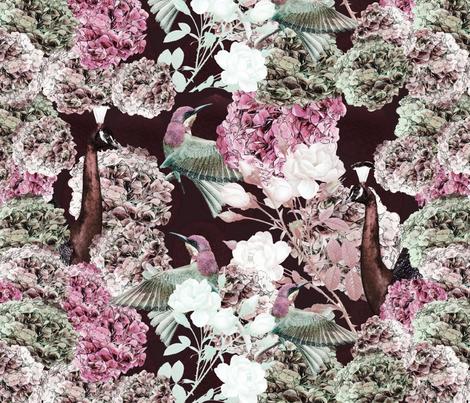 romntic_bloom_mixSP-correct2 fabric by kociara on Spoonflower - custom fabric