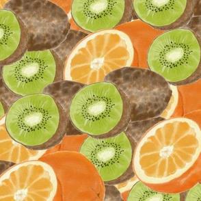kiwi meets orange