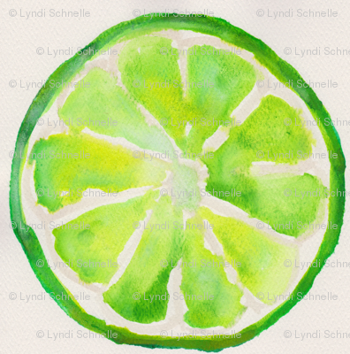 Summertime Lime