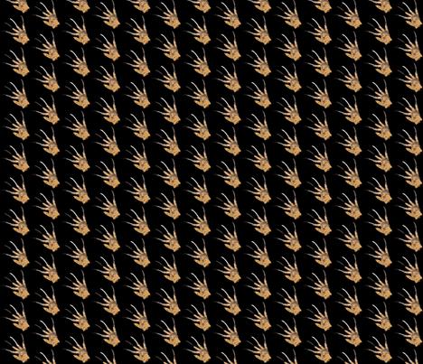 Freddy Krueger fabric by venus666 on Spoonflower - custom fabric