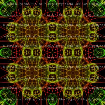 CraZy_Circles_Line_Art_K3