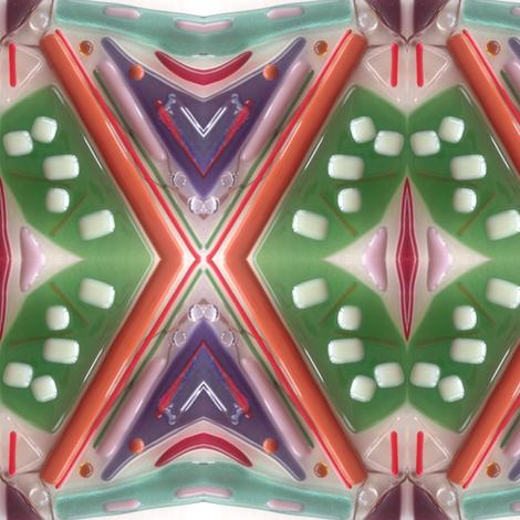 Arlette_Studio_Glass_Work_1 fabric by cedar_creek_studio on Spoonflower - custom fabric