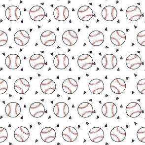 baseball fabric // american baseball design sports baseballs fabric