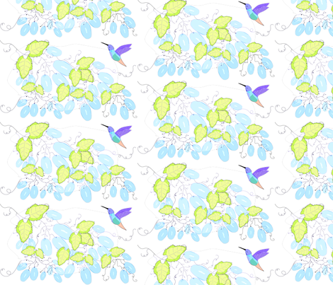 Fruit of the Vine fabric by gracelillydesigns on Spoonflower - custom fabric