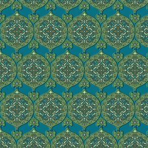 Iranian Tapestry motif