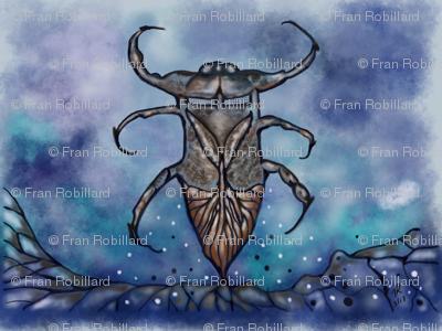 Water Beetle