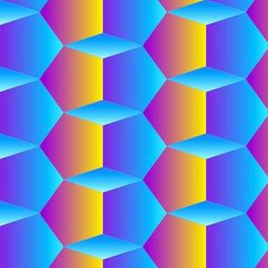 pentagonal dimensions