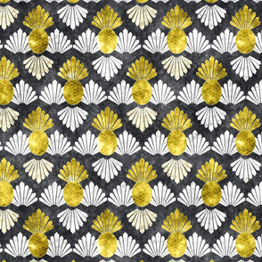 deco pineapple