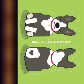 Doggo Pillow