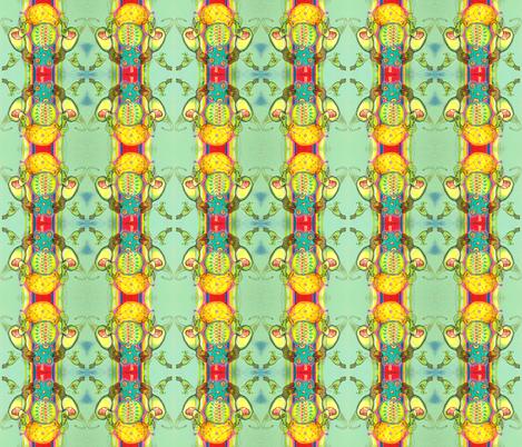 FRUIT fabric by zulaa on Spoonflower - custom fabric