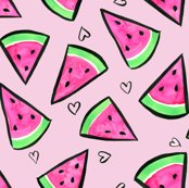 Watermelon_and_hearts_on_pink_shop_thumb