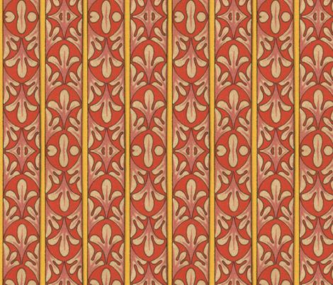 moyen age 97 fabric by hypersphere on Spoonflower - custom fabric