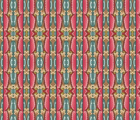 moyen age 99 fabric by hypersphere on Spoonflower - custom fabric