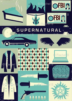 Supernatural Icons
