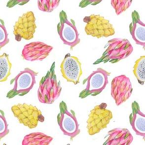 Dragon fruit  / Pitaya / Summer Fruit