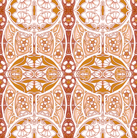 Return of the 1880's  fabric by edsel2084 on Spoonflower - custom fabric