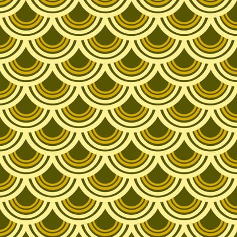Banana Print fabric by tira's_space on Spoonflower - custom fabric