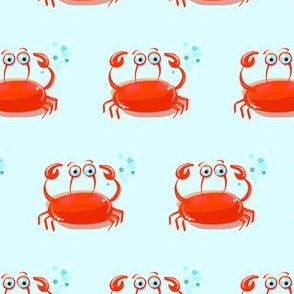 Crab for a fun summer