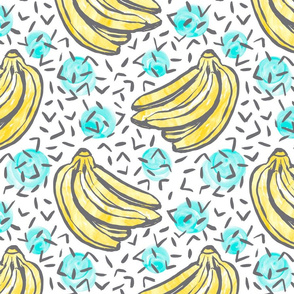 Go Bananas! - Dots - *large scale*