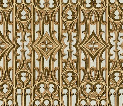 moyen age 123 fabric by hypersphere on Spoonflower - custom fabric