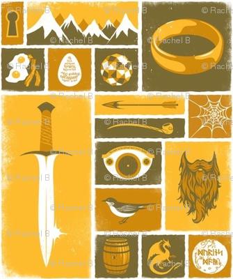 Tolkien Symbols