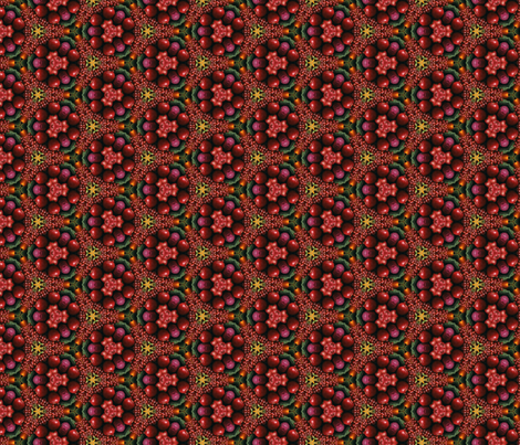 fruit_berry_bliss fabric by southernfabricdiva on Spoonflower - custom fabric