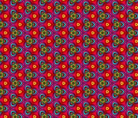 psychedelic_designs_5 fabric by southernfabricdiva on Spoonflower - custom fabric