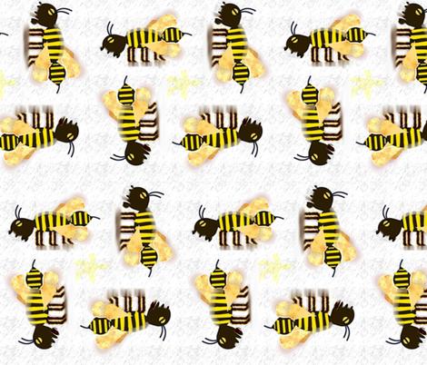 Waspish fabric by twilfley on Spoonflower - custom fabric