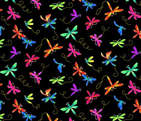 Flights of Fancy fabric by ileneavery on Spoonflower - custom fabric