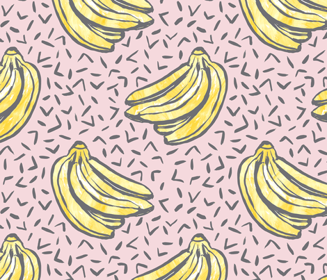 Go Bananas! fabric by byre_wilde on Spoonflower - custom fabric