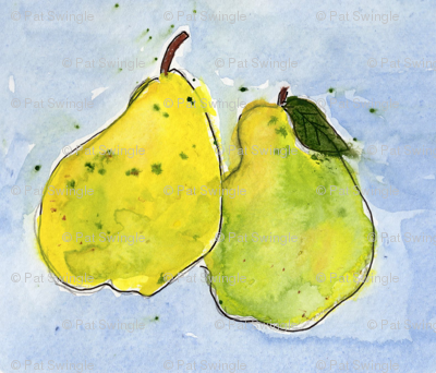 Perfect pairs of pears