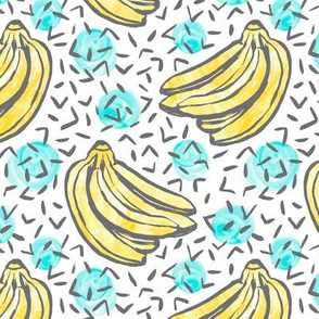 Go Bananas! - Dots - *medium scale*