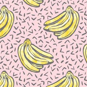 Go Bananas! - Pink - *medium scale*