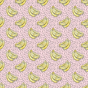 Go Bananas! - Pink - *small scale*