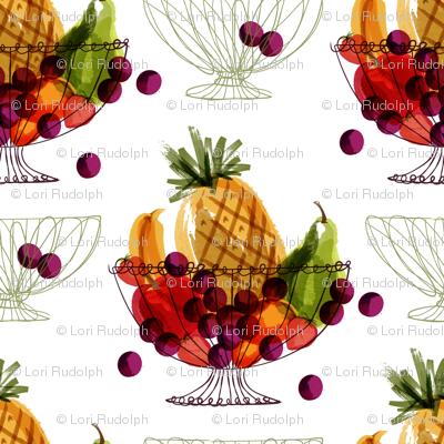 Fruit Baskets and the grape escape!