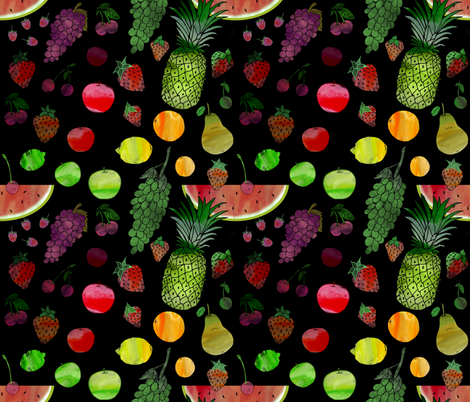 Fruit Punch fabric by irishvikingdesigns on Spoonflower - custom fabric