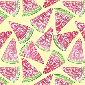 Bohemian Watermelon