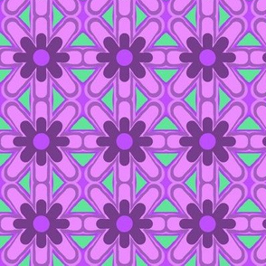 My Purple Pencil -blooms