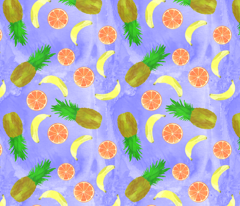 smoothie fabric by haystacks on Spoonflower - custom fabric