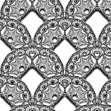 Fractal Deco 01 fabric by anneostroff on Spoonflower - custom fabric