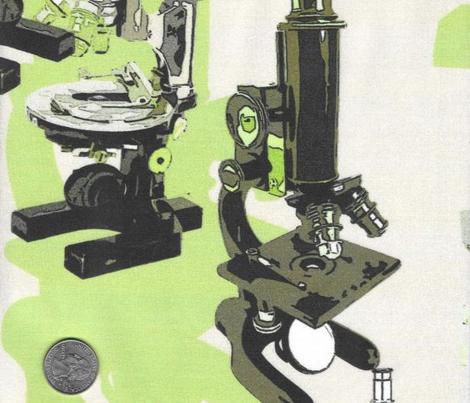 Microscope Madness - Green