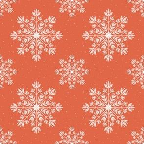 Christmas Snowflakes - Yuletide