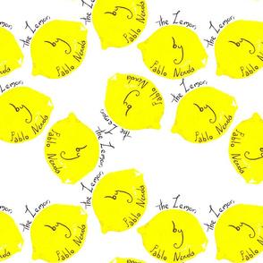 Pablo's lemon
