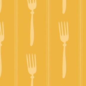 Tinestripe ~ mustard