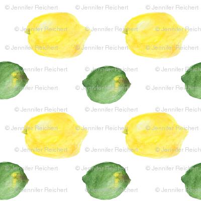 Limon Watercolor Small