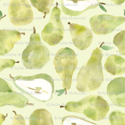 Puzzling Pears