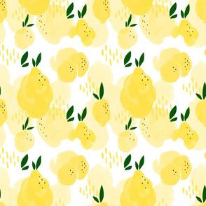 Lumpy Lemons