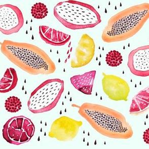 Fruit Symphony / Mint