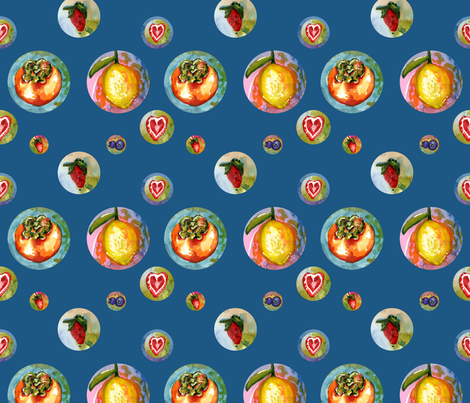 CaliforniaBounty fabric by rebeccashelly on Spoonflower - custom fabric