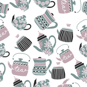 Kitchen Wonderland - Teapot